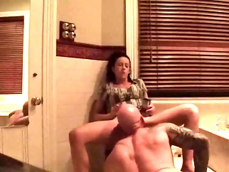 Crack Whorer loves to smoke while being played with squirt straight hd