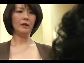 Japanese Family Fuckfest 4 asian japanese milf