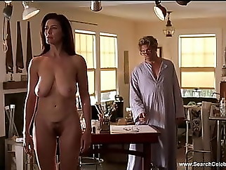 Mimi Rogers nude - The Door in the Floor celebrity mature tits