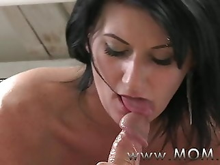 MOM Mature MILF takes charge of her man mature milf hd videos
