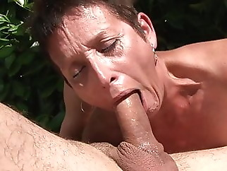 Mommy in Hot Sex Orgy nr3 hardcore milf french