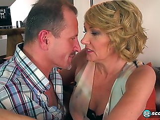 Amy and George blowjob milf czech