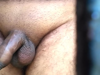 NAKED BOY FLASHING BIG DICK AND COCK PINK SEXY DICK HEAD big cock blowjob exhibitionism
