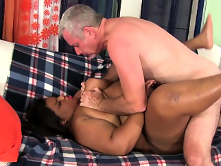 black and ebony cumshot