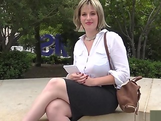 big tits european