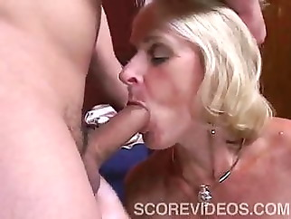 blowjob old & young