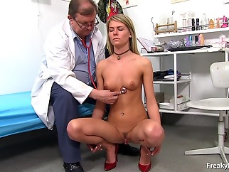 blonde fetish